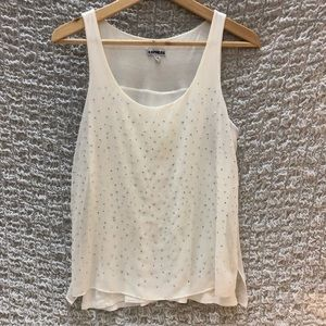 EXPRESS Bejeweled Top